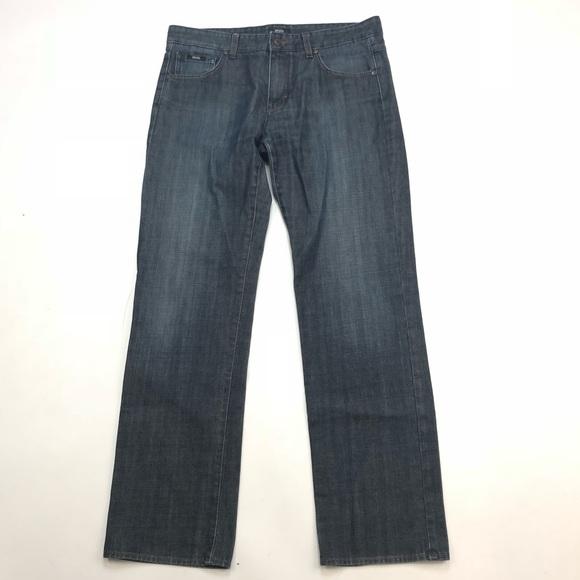 the best another chance new photos Hugo Boss Kansas Regular Fit Jeans Size 34x32